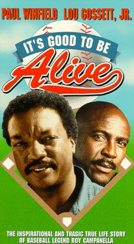 9786303704500: It's Good to Be Alive [VHS]