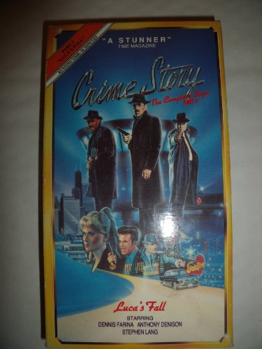9786303708362: Crime Story TV Series, Part 5 (Luca's Fall) [VHS]