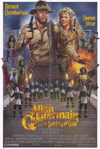 9786303811161: Firewalker/Allan Quartermain [VHS]