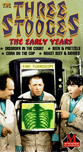 9786303814926: Early Years:Disorder in Court/Beer Ba [VHS]