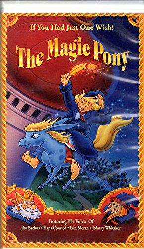 9786303854168: Magic Pony [VHS]