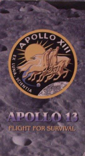 9786303893716: Apollo 13:Flight for Survival [VHS]