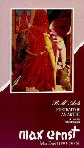 9786303905204: Max Ernst (Portrait of an Artist) [VHS]