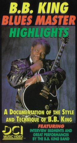 9786303919997: Blues Master Highlights [VHS]