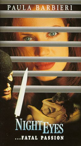9786303920207: Night Eyes:Fatal Passion [VHS]
