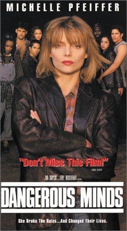 9786303920719: Dangerous Minds [VHS]