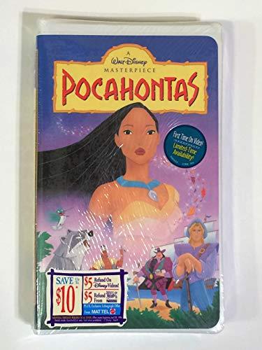 9786303920788: Walt Disney Pocahontas [VHS]