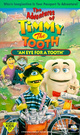 9786303922409: Timmy Tooth: Eye for a Tooth [VHS]