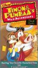 9786303925349: Timon and Pumbaa [USA] [VHS]