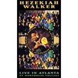 9786303926926: Hezekiah Walker: Live in Atlanta [VHS]