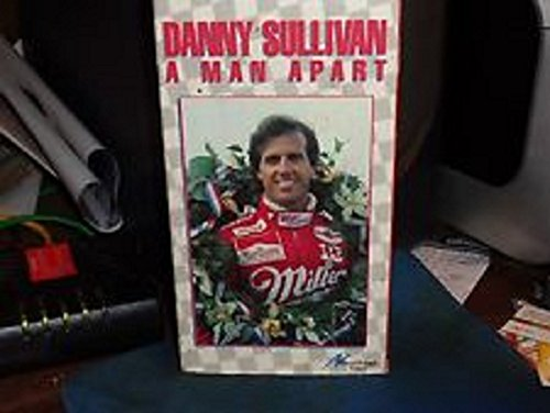 9786303937298: Danny Sullivan:a Man Apart [VHS]