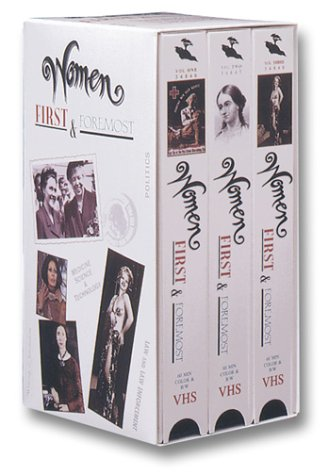 9786303937595: Women First & Foremost 1-3 [VHS]