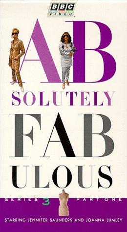 9786303943183: Absolutely Fabulous - Ser. 3, Pt. 1 [VHS]