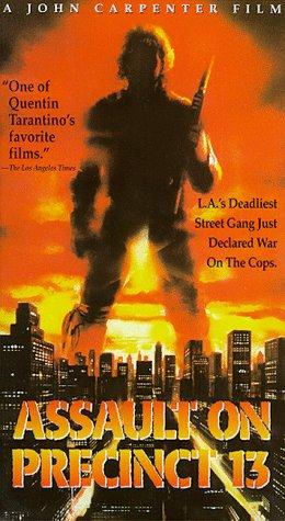 9786303945316: Assault on Precinct 13 [VHS]