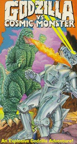 9786303953489: Godzilla Vs Cosmic Monster [VHS]