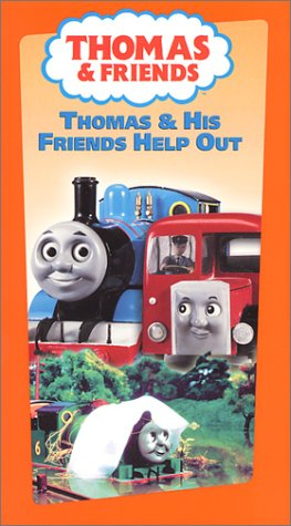 9786303963891: Thomas & Friends - Thomas & His Friends Help Out [VHS]
