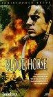 9786303966335: Blood Horse [VHS]