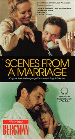 9786303968636: Scenes From a Marriage [VHS]