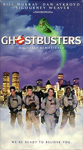 9786303972909: Ghostbusters [USA] [VHS]