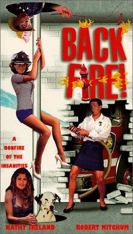 9786303978680: Back Fire [VHS]