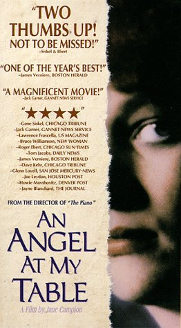9786303980362: An Angel at My Table [USA] [VHS]