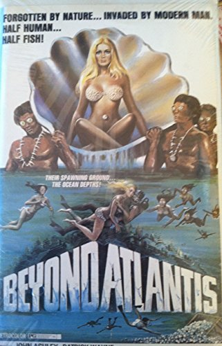9786303987446: Beyond Atlantis [USA] [VHS]