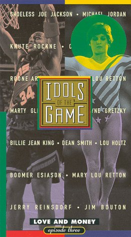9786303992969: Idols of Game 3: Love & Money [VHS]