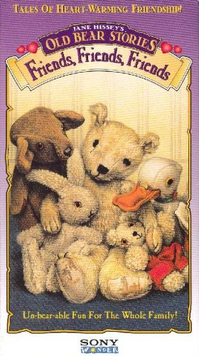9786304003176: Old Bear: Friends Friends Friends [VHS]