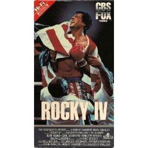 9786304007587: Rocky 4 [VHS] [Import USA]