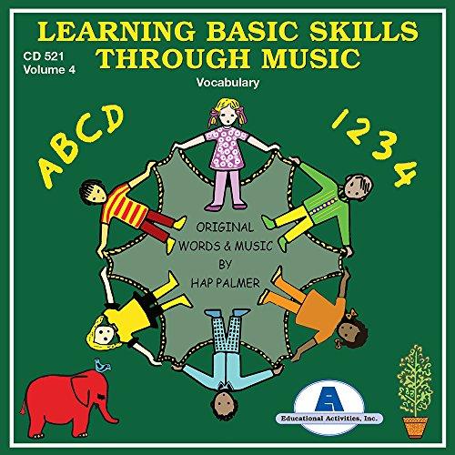 9786304013878: Learning Basic Skills Through Music-Vocabulary