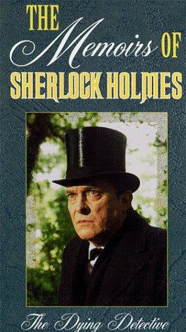 9786304025871: Sherlock Holmes: Dying Detective [VHS]