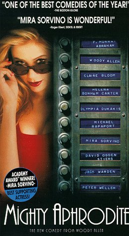 9786304039168: Mighty Aphrodite [VHS]