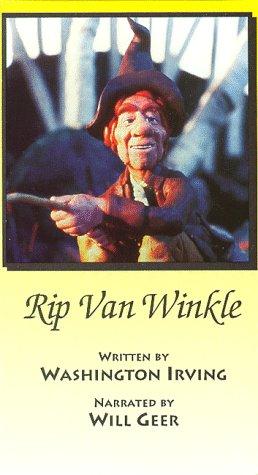 9786304039885: Rip Van Winkle [VHS]