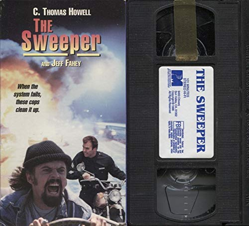 9786304048047: The Sweeper [VHS]