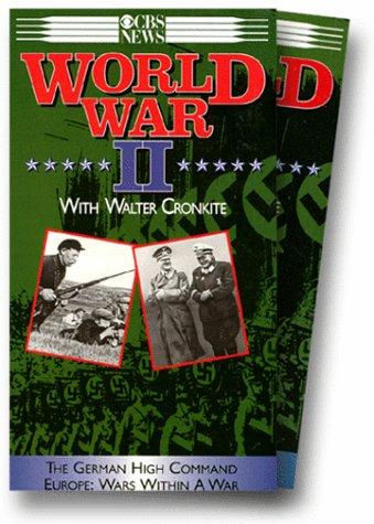 9786304052778: World War II With Walter Cronkite [VHS]