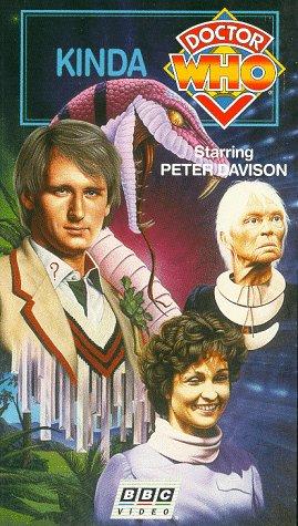 9786304052884: Doctor Who - Kinda [VHS]