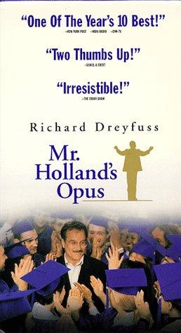 9786304078105: Mr. Holland's Opus [VHS]