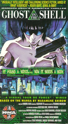 Ghost in the Shell [VHS]