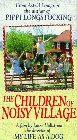 9786304093566: The Children of Noisy Village [VHS]
