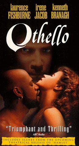 9786304099384: Othello [VHS]