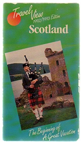 9786304102619: Scotland (Travel View, 1992/1993 Edition) [VHS]