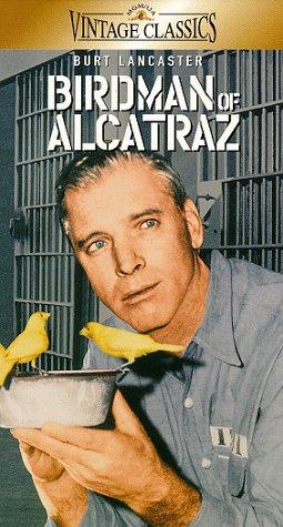 9786304111369: Birdman of Alcatraz [VHS]