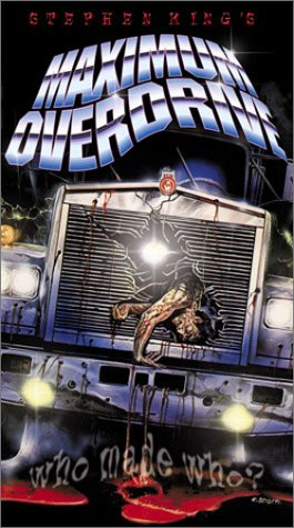 9786304113400: Maximum Overdrive [VHS]
