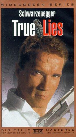 9786304117347: True Lies (Widescreen) [VHS]