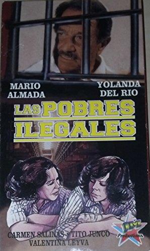 9786304118276: Las Pobres Ilegales [VHS]
