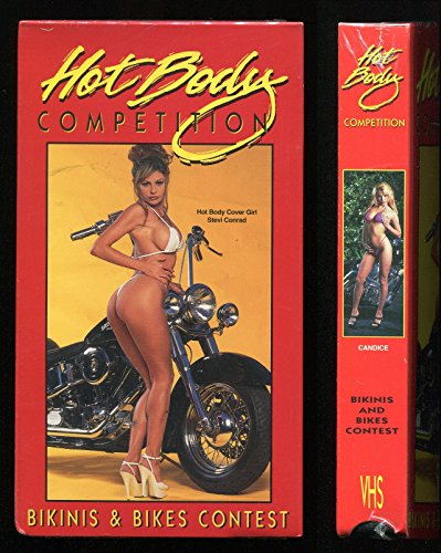 9786304126950: Hot Body Competition: Bikinis & Bikes Contest [VHS]