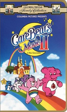 9786304127162: Care Bears Movie 2 [VHS] [Import USA]