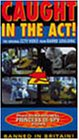 9786304129661: Caught in the Act [VHS]