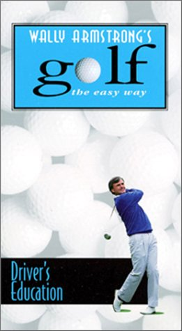 9786304132258: Drivers Education (Golf Instructional Video) [VHS]