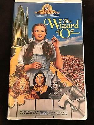 9786304138472: Wizard of Oz [VHS]